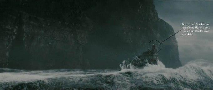 harry potter:horcrux cave